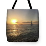Sunset Beauty Tote Bag