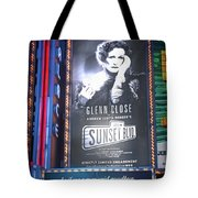 Sunset Boulevard On Broadway Tote Bag