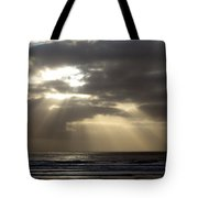 Sunset By The Sea Photograph Tote Bag