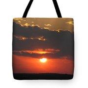 sunset CLO 108 Tote Bag