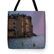 Sunset Colors Tote Bag