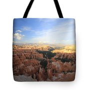 Sunset Colours Bryce Canyon 2 Tote Bag