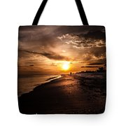 Sunset Delight  Tote Bag by Kim Loftis