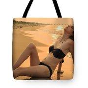 Sunset Desire Tote Bag