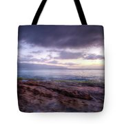 Sunset Dream Tote Bag by Break The Silhouette