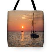 Sunset Dreams - Florida Tote Bag