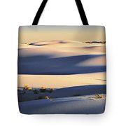 Sunset Dunes Two Tote Bag