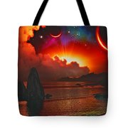 Sunset Fantasy  Tote Bag