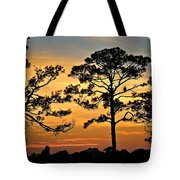 Sunset For One Tote Bag