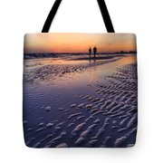Sunset Fort Myers Beach Florida Tote Bag