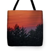 Sunset From Bear Path Tote Bag