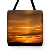 Sunset Gate 17 Tote Bag