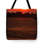 Sunset Gate Tote Bag
