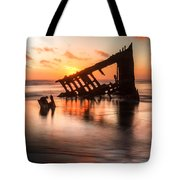 Sunset Glow 0016 Tote Bag