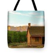 Sunset Grafton Ghost Town Tote Bag