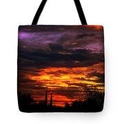 Sunset H16 Tote Bag
