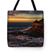 Sunset Hdr Tote Bag