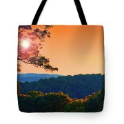Sunset Hills Tote Bag