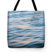 Sunset Hudson River Tote Bag