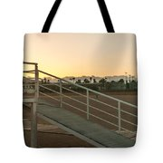 Sunset Hue Tote Bag