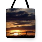 Sunset I I Tote Bag