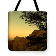 Sunset In Bryce Canyon Tote Bag