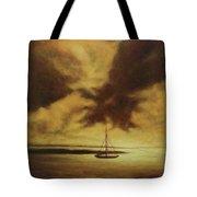 Sunset In Jamaica Tote Bag