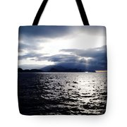 Sunset In Madeira Tote Bag