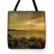 Sunset In Montego Bay Tote Bag
