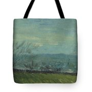 Sunset In Montmartre Tote Bag