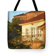 Sunset In Portugal  Tote Bag