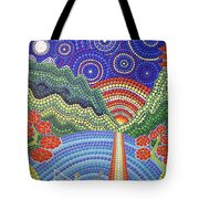 Sunset In Thailand  Tote Bag