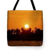 Sunset In Ventura Tote Bag