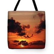 Sunset Inspiration Tote Bag
