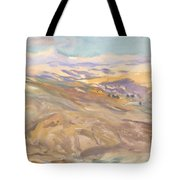 Sunset, John Singer Sargent Tote Bag