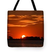 Sunset Tote Bag by Kevin Croitz
