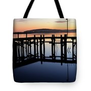 Sunset Magic Bodega Bay California Tote Bag