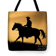 Sunset Meadow. Tote Bag