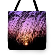 Sunset Myrtle Beach Tote Bag
