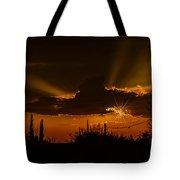 Sunset No.07 Tote Bag