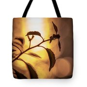 Sunset Of An Ant Tote Bag