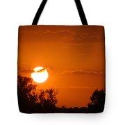 Sunset Of Charleston Sc Tote Bag