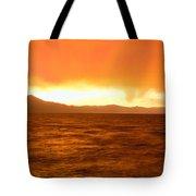 Sunset On Lake Tahoe, California Tote Bag