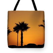 Sunset On Socal Beach Tote Bag