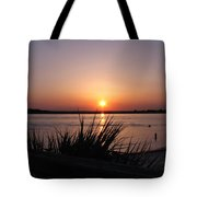 Sunset On The Atlantic  Tote Bag