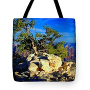 Sunset On The North Rim - Grand Canyon Tote Bag