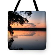 Sunset On The Ogeechee Tote Bag