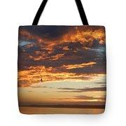 Sunset Oregon Tote Bag