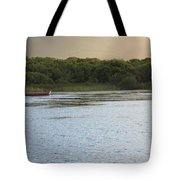 Sunset Over Killarney Tote Bag