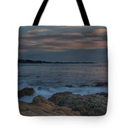 Sunset Over Point Joe Tote Bag